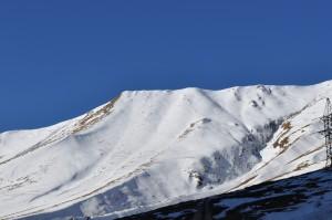 Горы Бакуриани - 4.01.2014 год