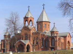 г.-Владикавказ Армянская церковь