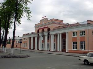 г.-Владикавказ-Железнодорожный вокзал