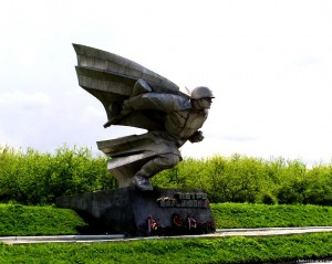 г. Владикавказ Памятник Барбашову