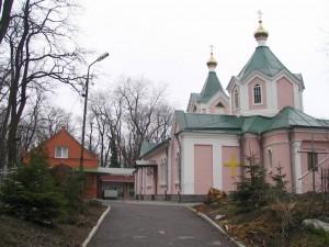 г. Владикавказ Ильинская церковь