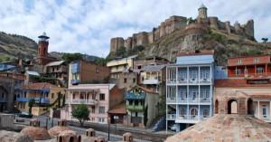 Грузия, старый Тбилиси